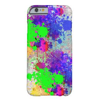 PixDezines urban/paint splatters Barely There iPhone 6 Case