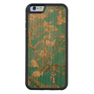 PixDezines van gogh almond blossoms/st. remy Carved Cherry iPhone 6 Bumper Case