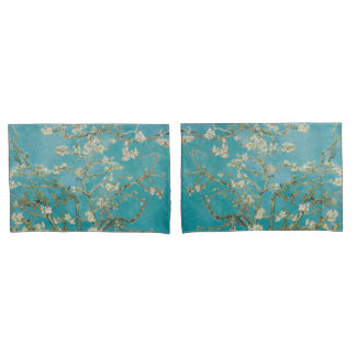 PixDezines Van Gogh Almond Blossoms/St. Remy Pillowcase