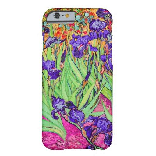 PixDezines van gogh iris/st. remy iPhone 6 Case