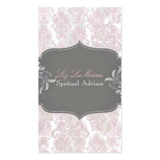 PixDezines Victorian Damask/DIY background color Pack Of Standard Business Cards