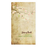 PixDezines vintage pink cherry blossoms♥♥ Pack Of Standard Business Cards