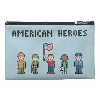 Pixel American Heroes Travel Accessories Bags