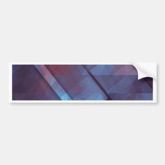 pixel art 4 bumper sticker