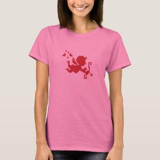 Pixel Art Cute Cupid T-Shirt