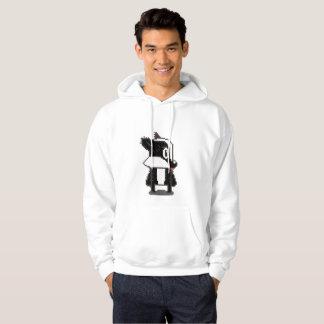 Pixel Badger Hoodie