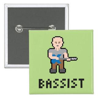 Pixel Bassist Button