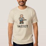 Pixel Bassist T-Shirt