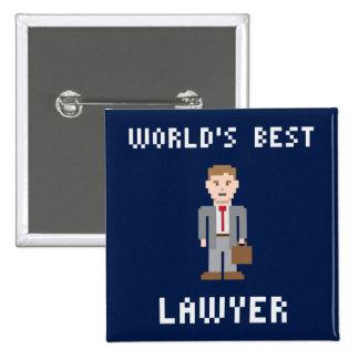 Pixel Best Lawyer Button