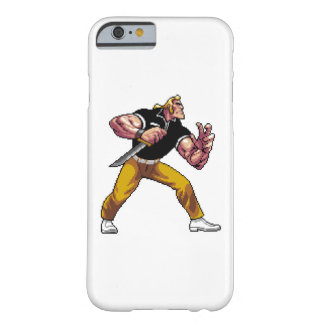 Pixel Brock Barely There iPhone 6 Case