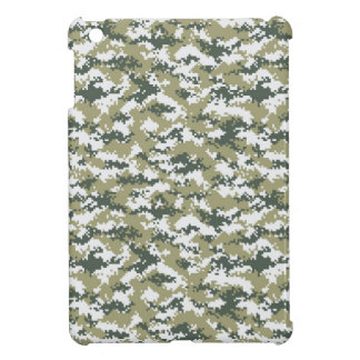 Pixel Camo iPad Mini Covers