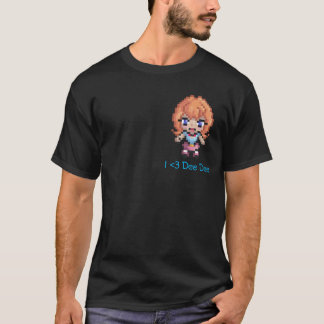 Pixel Dee Dee Shirt