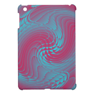 Pixel design iPad mini covers