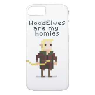 Pixel Elf iPhone 7 Case