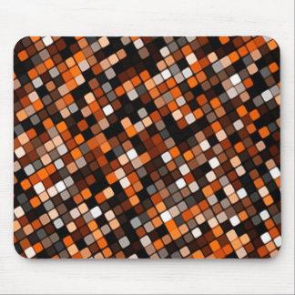 Pixel Grid Mouse Pad