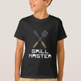 Pixel Grill Master Shirts
