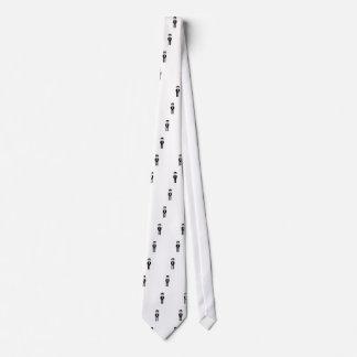 Pixel Groom - Black Hair Tie