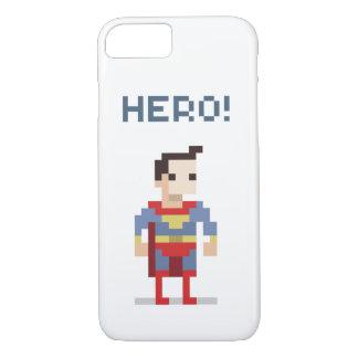 Pixel Hero iPhone 7 Case