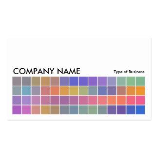 Pixel Motif v2 02 Business Cards