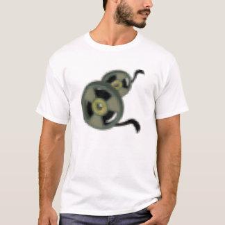 PIXEL MUSIC TAPE MOVIE REEL T-Shirt