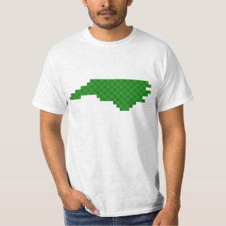 Pixel North Carolina T-Shirt
