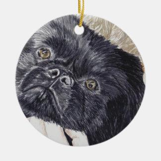 'Pixel' Ornament
