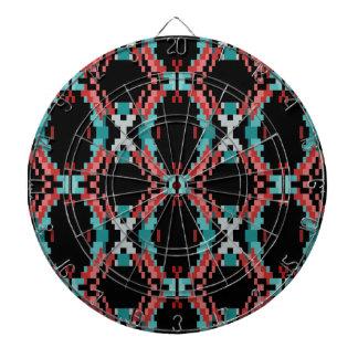 Pixel Pattern Dartboard