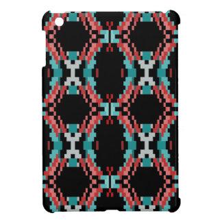 Pixel Pattern iPad Mini Cover