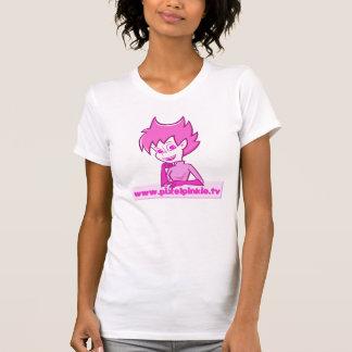 Pixel Pinkie Logo T-Shirt