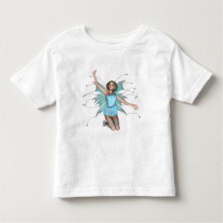 Pixel Pixie - 3D Halftone Color Toddler T-Shirt