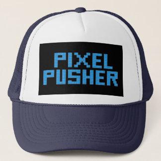 Pixel Pusher Trucker Hat