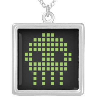 Pixel Skull Jewelry