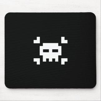 Pixel Skull Mouse Pad