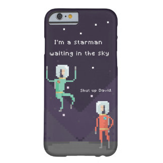 Pixel Starman Barely There iPhone 6 Case