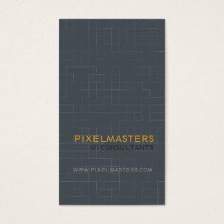 Pixel Tech Business Card