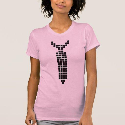Pixel Tie T-Shirt