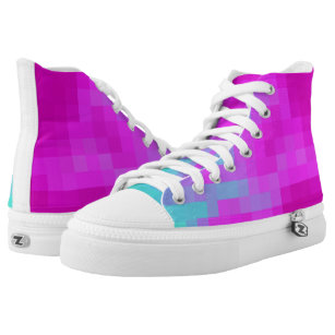 0e058875044dc Pixel Wave high top shoes
