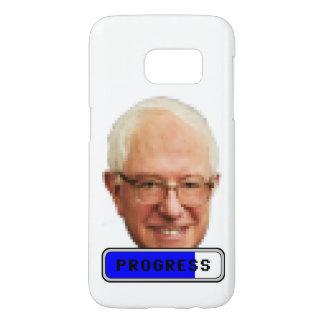 Pixelated Bernie Sanders - PROGRESS