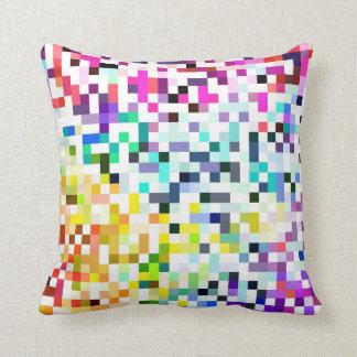 Pixelated Cushion
