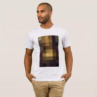 Pixelated - Mona Lisa T-Shirt