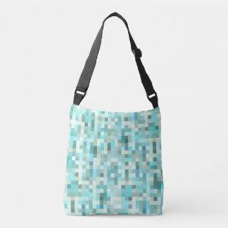 Pixelation Crossbody Bag