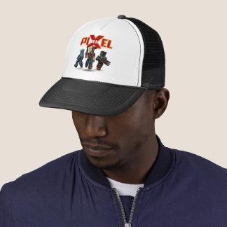 Pixelfield Game | Epic Trio  Hat