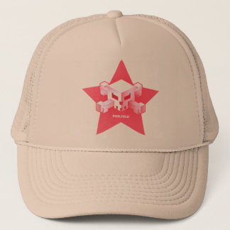 Pixelfield Game | Pink Logo Hat