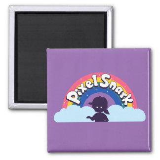 PixelSnark Logo Magnet