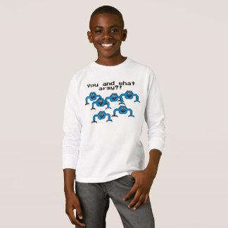 Pixemon Army T-Shirt