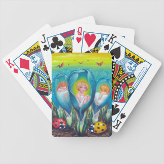 Pixie Farm Bicycle Playing Cards