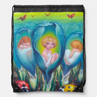 Pixie Farm Drawstring Bag