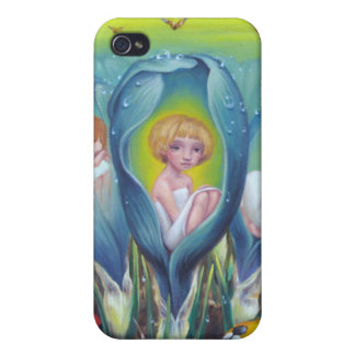 Pixie Farm iPhone 4/4S Cover