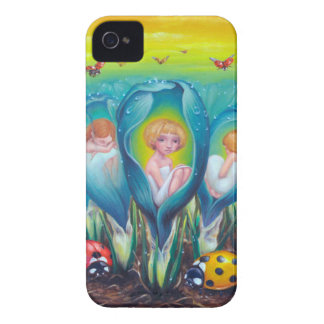 Pixie Farm iPhone 4 Case