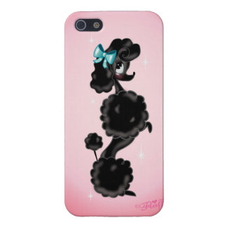 Pixie Poodle Iphone Case iPhone 5/5S Cases